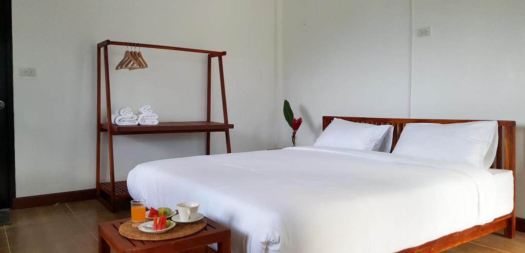 Standard Double - Bed Vang Vieng Eco Lodge