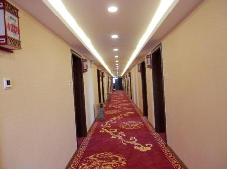 Interior view Chinese Culture Holiday Hotel Nanluoguxiang