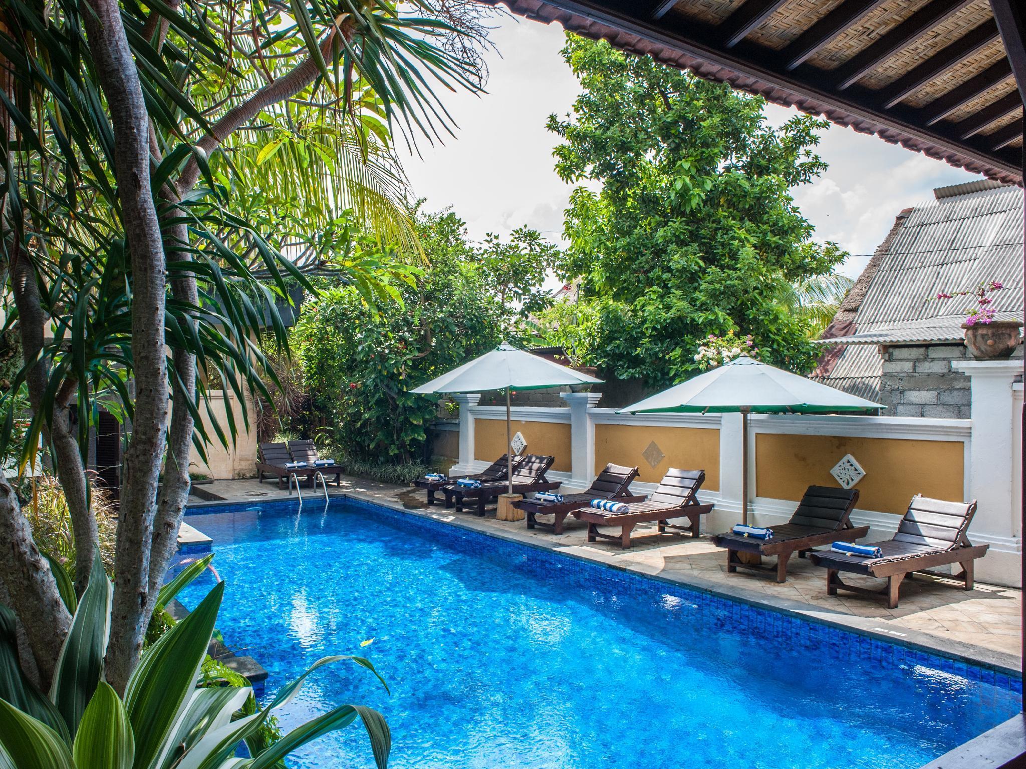 Inata Hotel Monkey Forest Ubud In Bali
