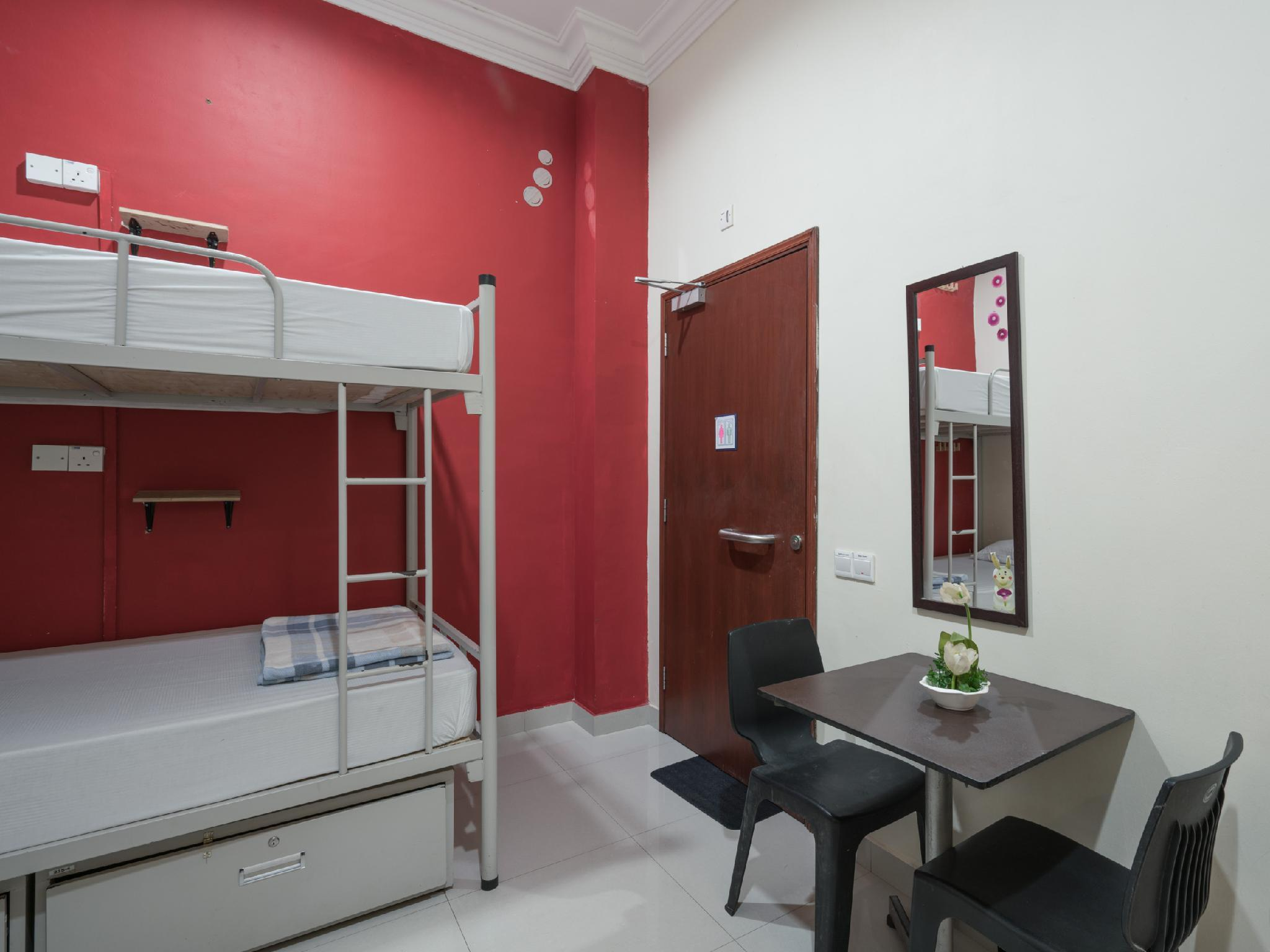 1 Person in 4-Bed Dormitory with En-Suite