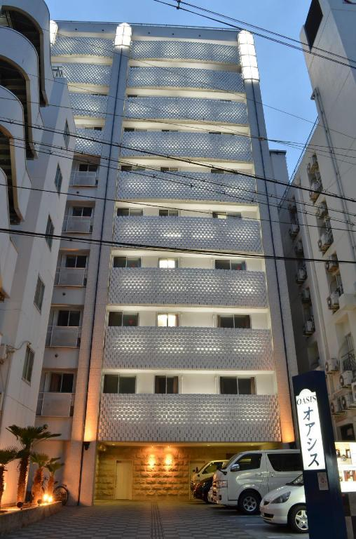 More about Hotel Chuo Oasis