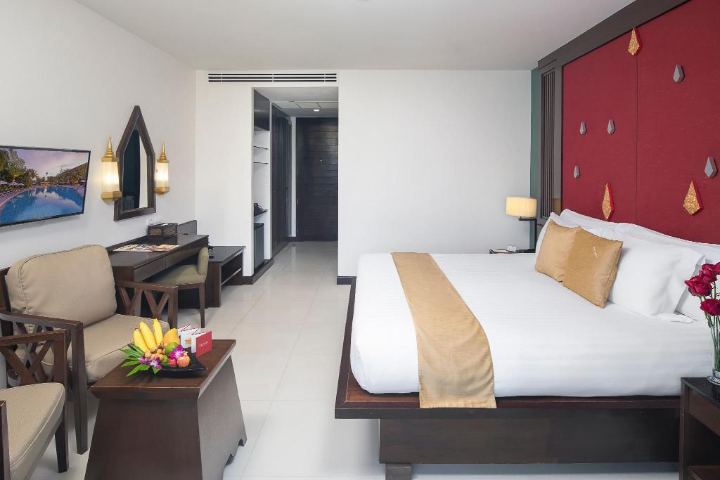 Deluxe King - Bed Centara Anda Dhevi Resort and Spa