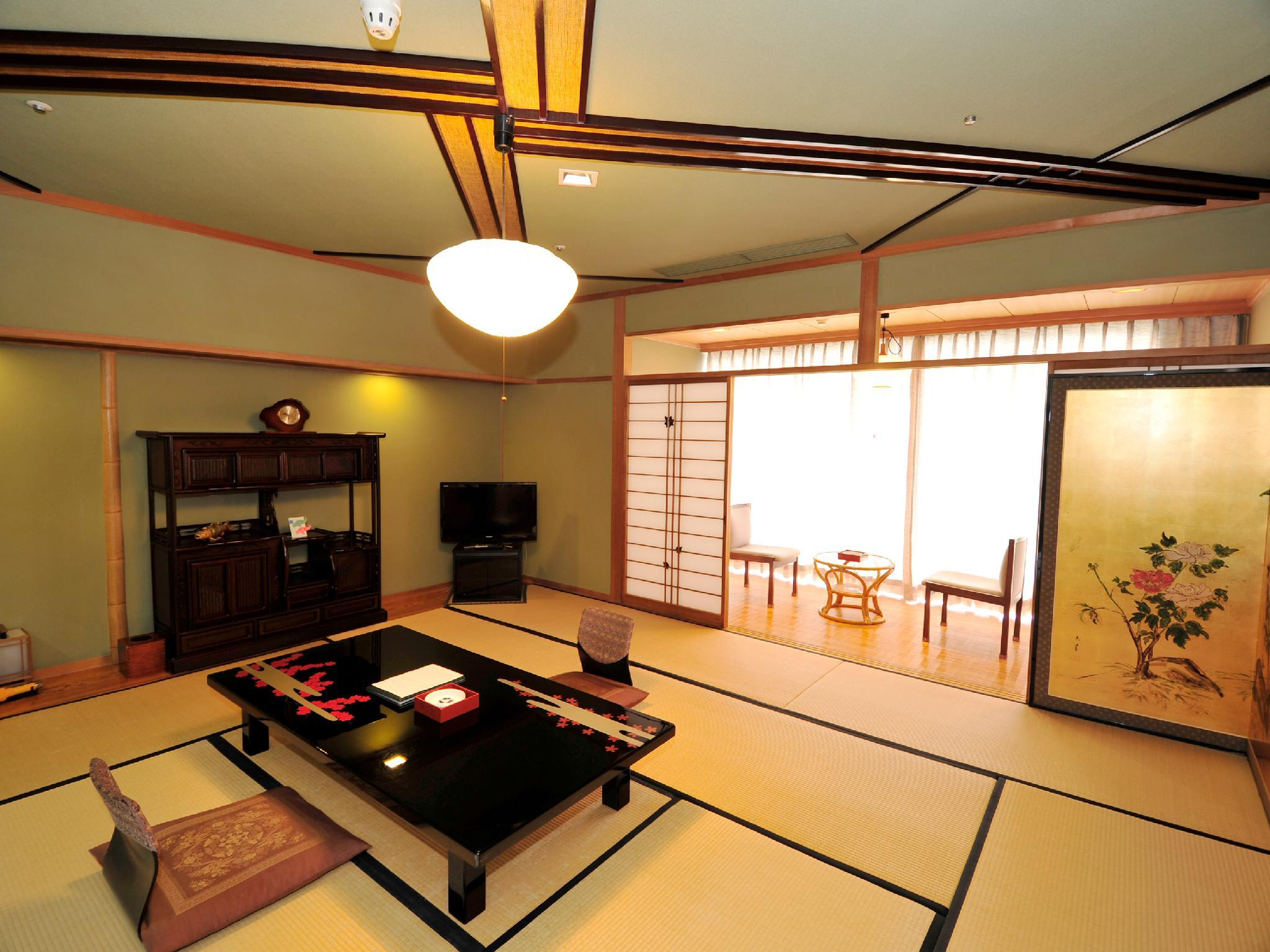 Japanese Style Room for 3 People