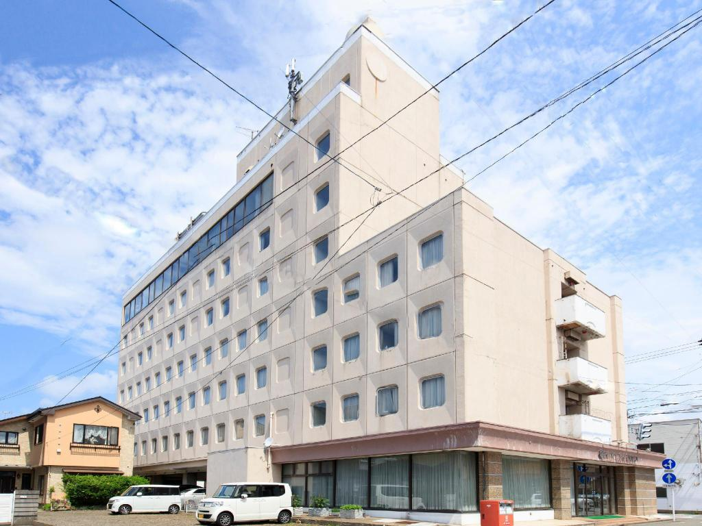 More about Hotel Pearl City Akita Omachi