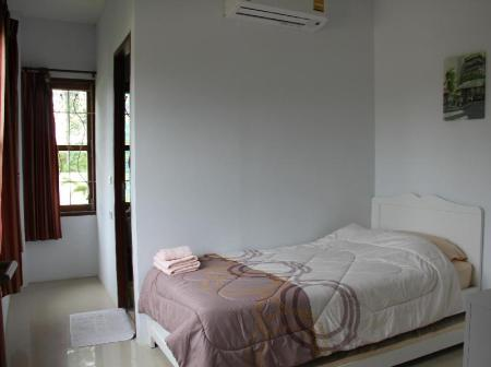Single Room Baan Nakaow Guest House