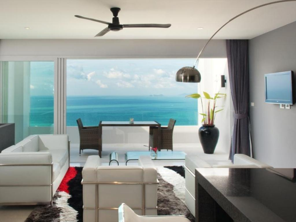 2 Bedroom Suite Duplex - View Infinity Residences and Resort Koh Samui