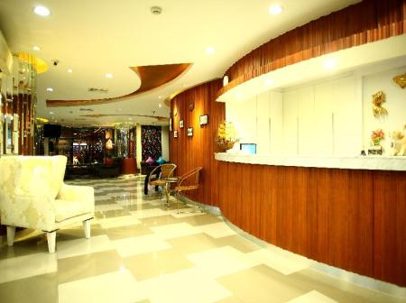 Lobby The Sunreno Serviced Apartment