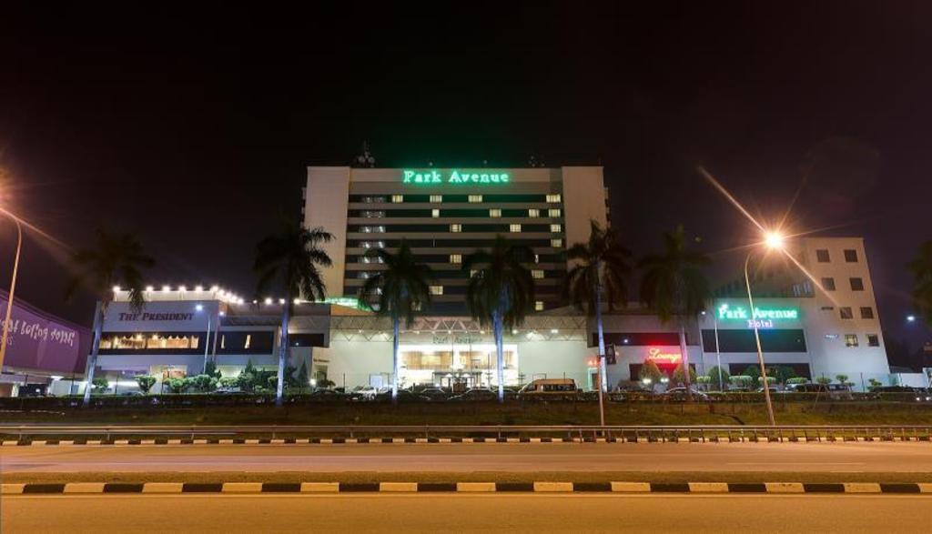 パーク アベニュー ホテル スンガイ ペタニ park avenue hotel sungai