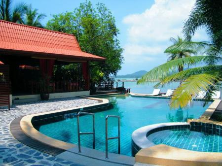 Swimming pool [outdoor] Cyana Beach Resort