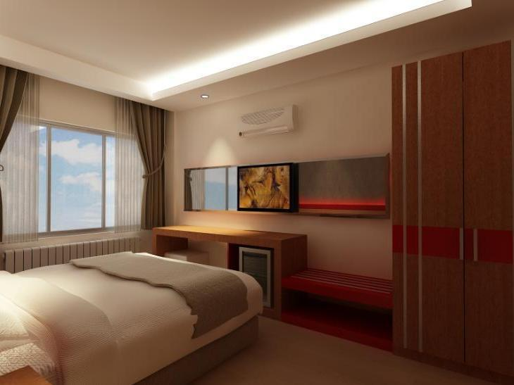 Deluxe Double Pemandangan Kota (Double Deluxe City View)