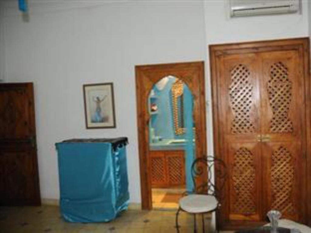 Interior view Riad Aquarelle