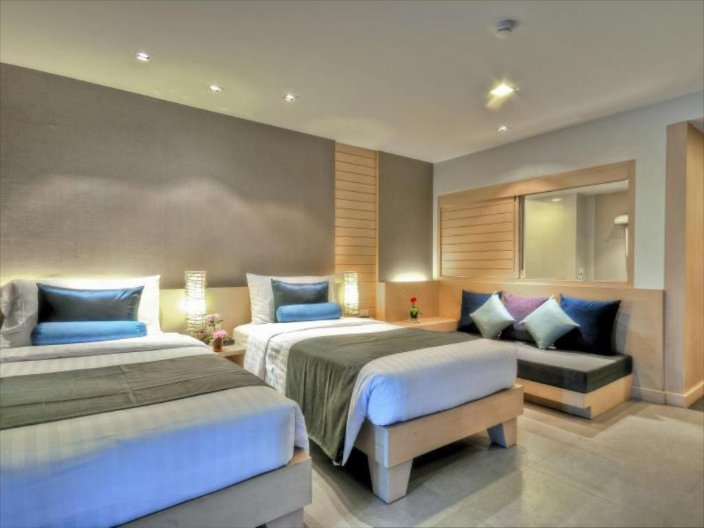 Superior Zimmer The ASHLEE Heights Patong Hotel & Suites