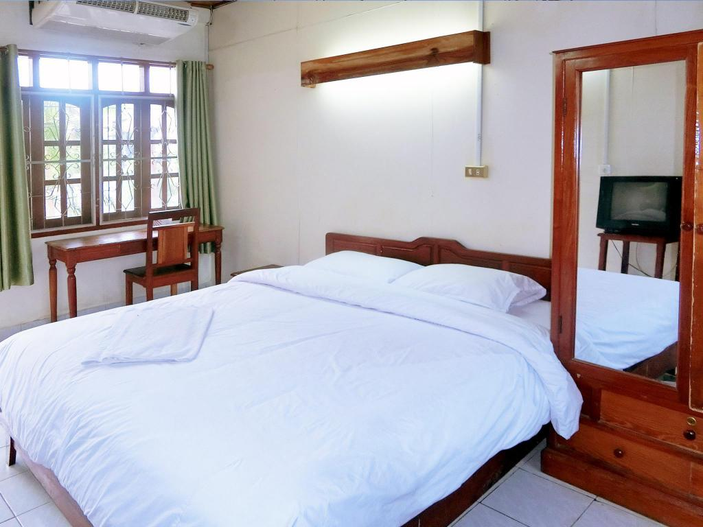 Standard Double - Air Conditioning - Bed Villa Sisavad