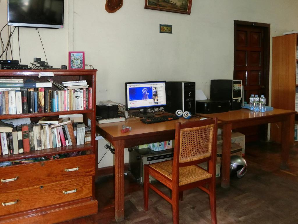 Business center Villa Sisavad