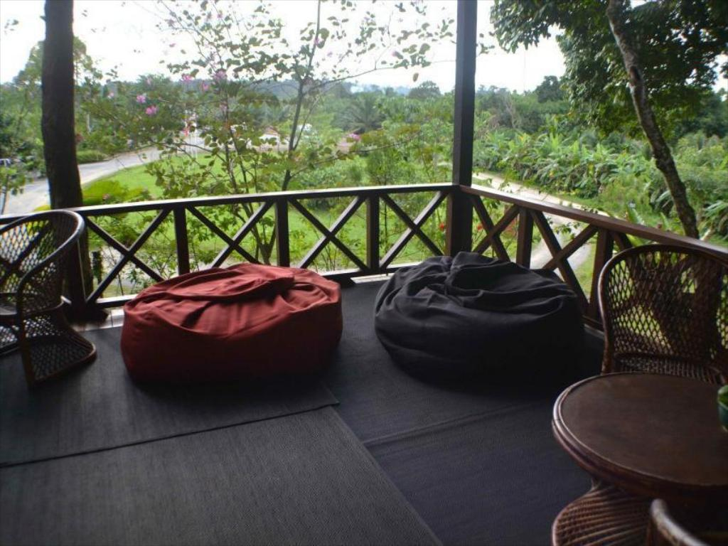Interior view Sepilok Forest Edge Resort