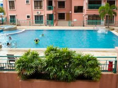 Swimming pool North Borneo Paradise @ Marina Court Resort Condo