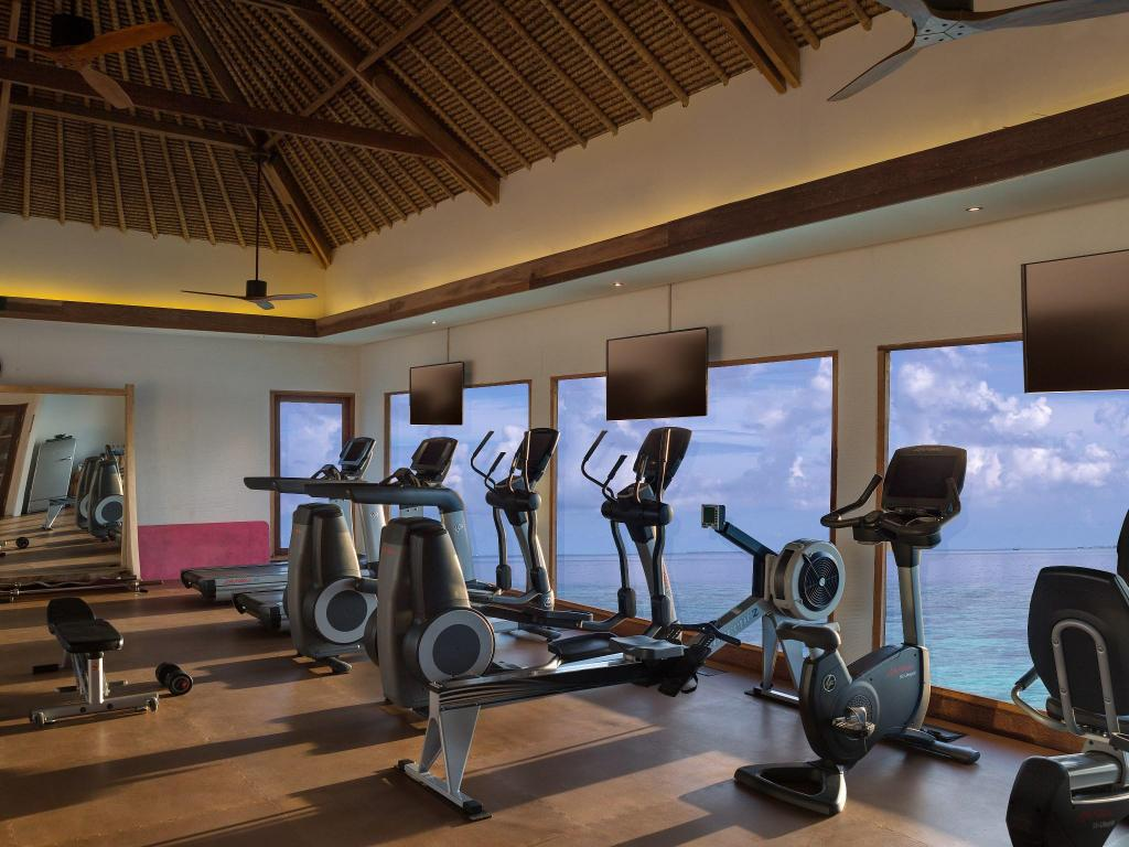 Fitness center Jumeirah Vittaveli