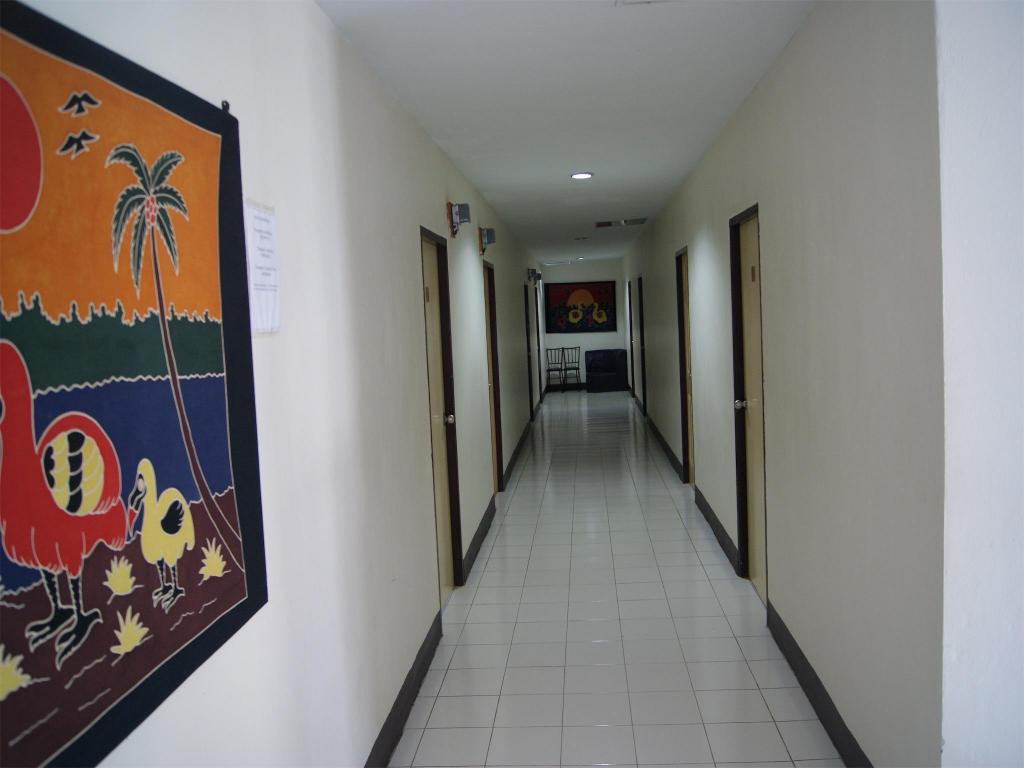 Interior view Pineapple Guesthouse
