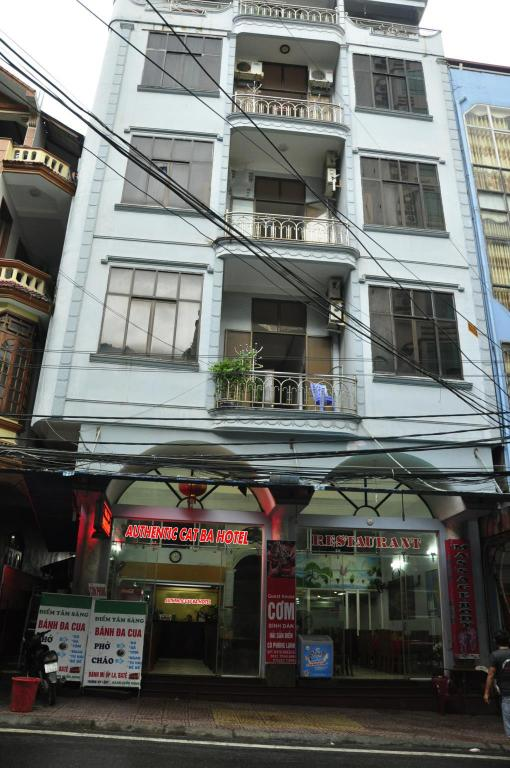 More about Authentic Cat Ba Hotel 2