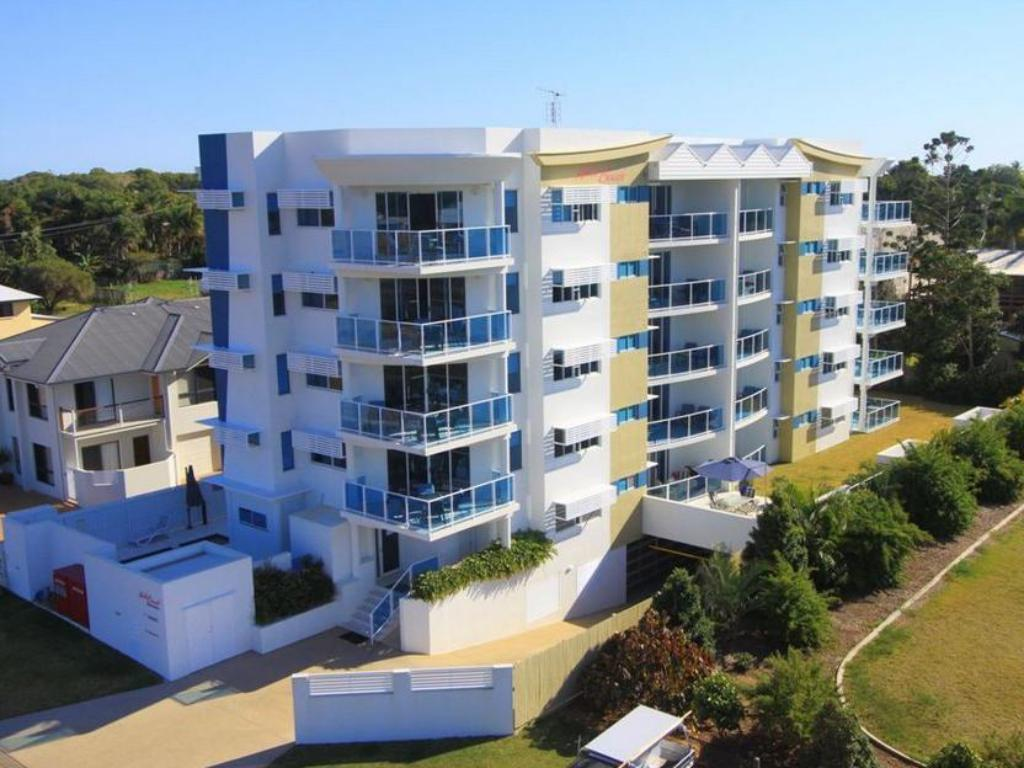 شقق كولا بيتش بارجارا (Koola Beach Apartments Bargara)