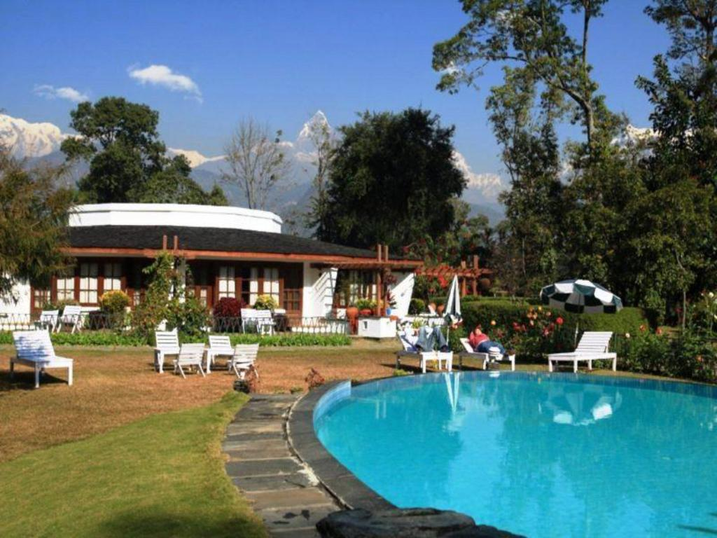 Fishtail Lodge In Pokhara Room Deals Photos Reviews