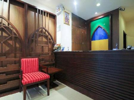 Лобби Royal Express Inn Sukhumvit