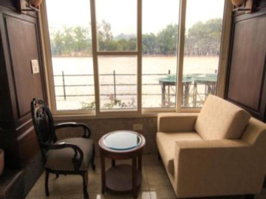 Aalia On The Ganges Hotel Best Price On Hotel Ganga Sadan In Haridwar Reviews