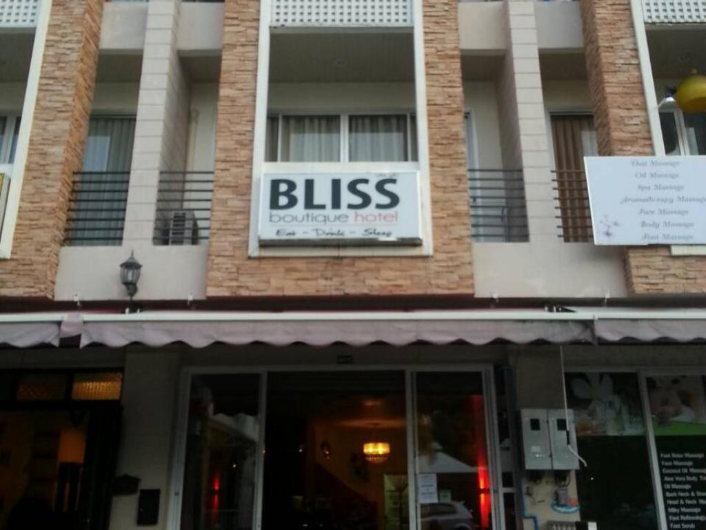 Экстерьер Bliss Boutique Hotel