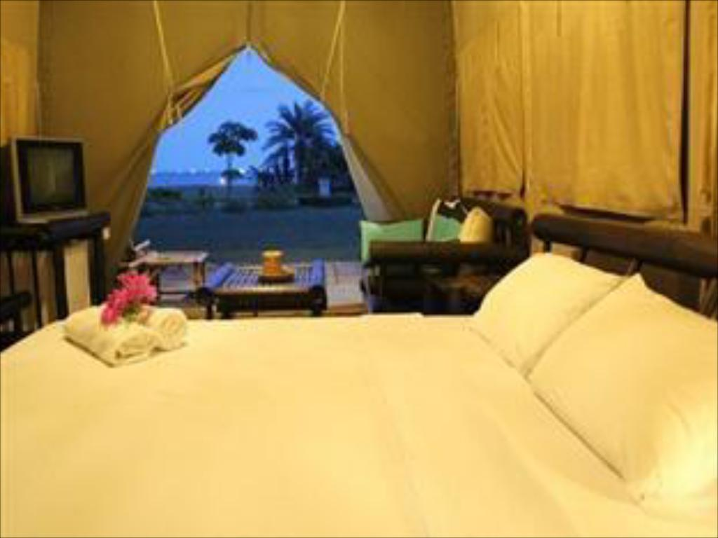 Luxury Tent - Guestroom Sai Ngam Beach Resort