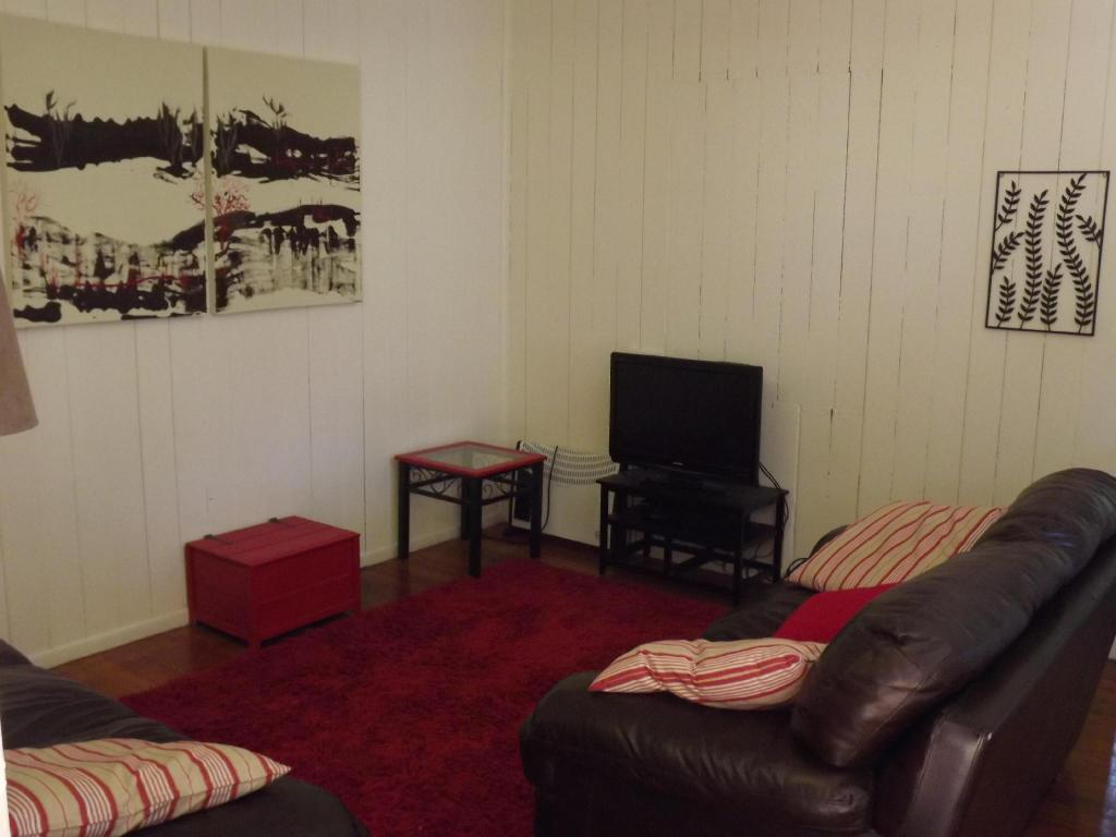 Interior view The Red Ginger Bungalow Holiday House