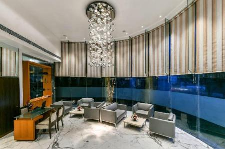 Lobby The Regale Hotel by Tunga