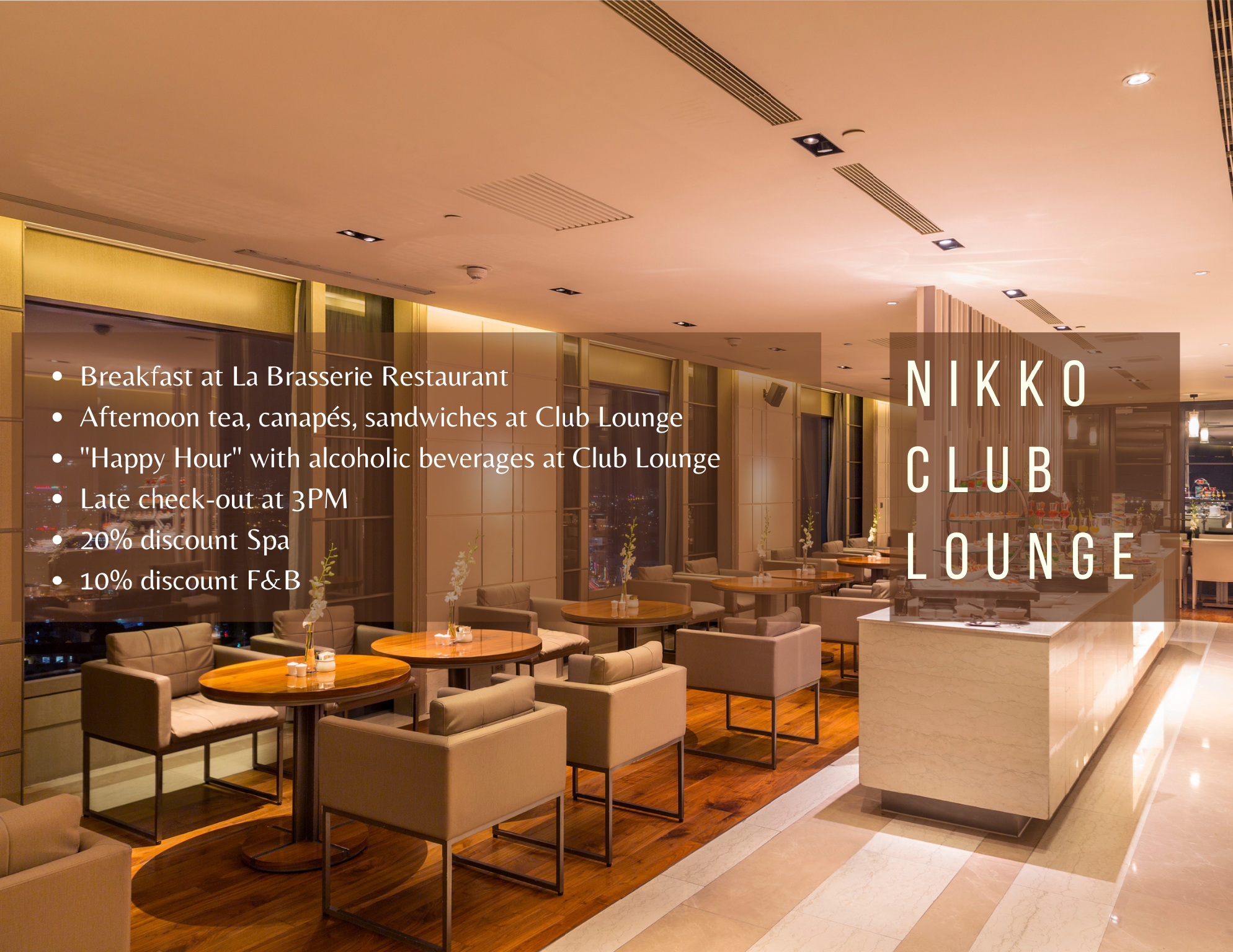 Club Floor - Club Deluxe Twin