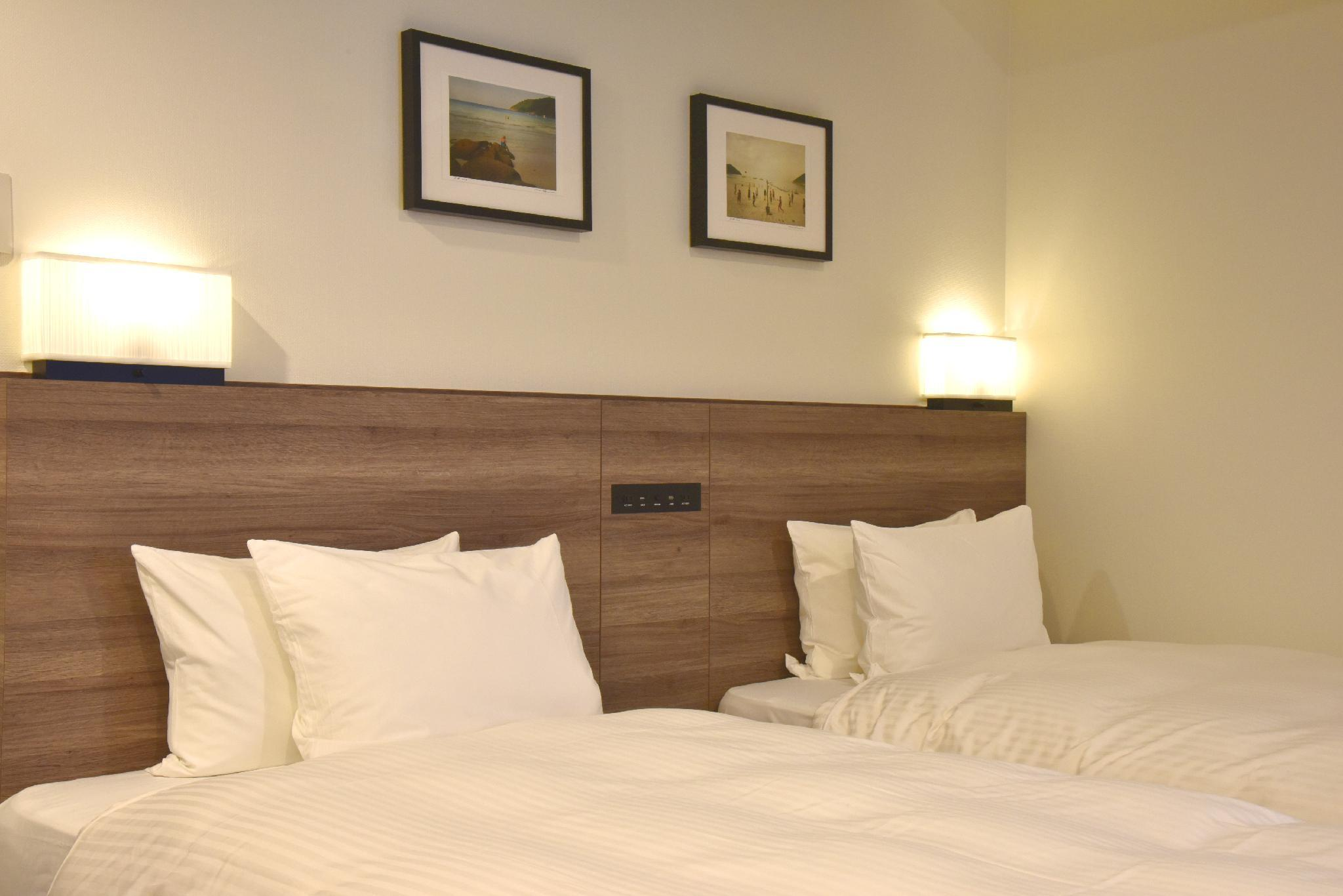 2 Single Beds, Non-Smoking, Executive Room