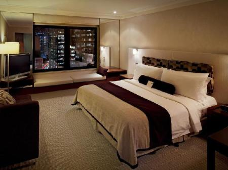 1 King Club City Side Room - سرير انتركونتيننتال سيدني (InterContinental Sydney)