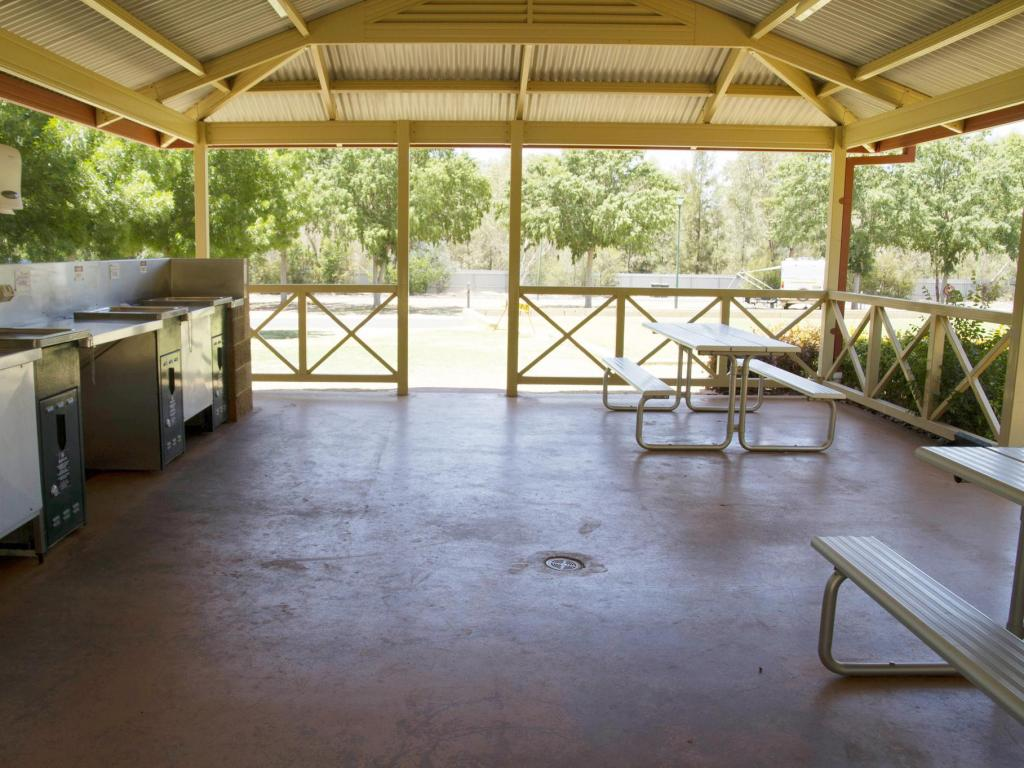 Fritidsfaciliteter Discovery Parks - Dubbo