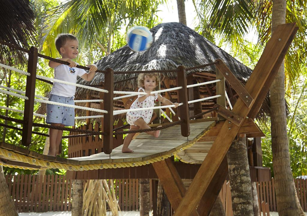 Kid's club Dusit Thani Maldives