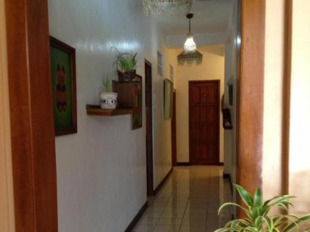 Interior view Fritz Homestay