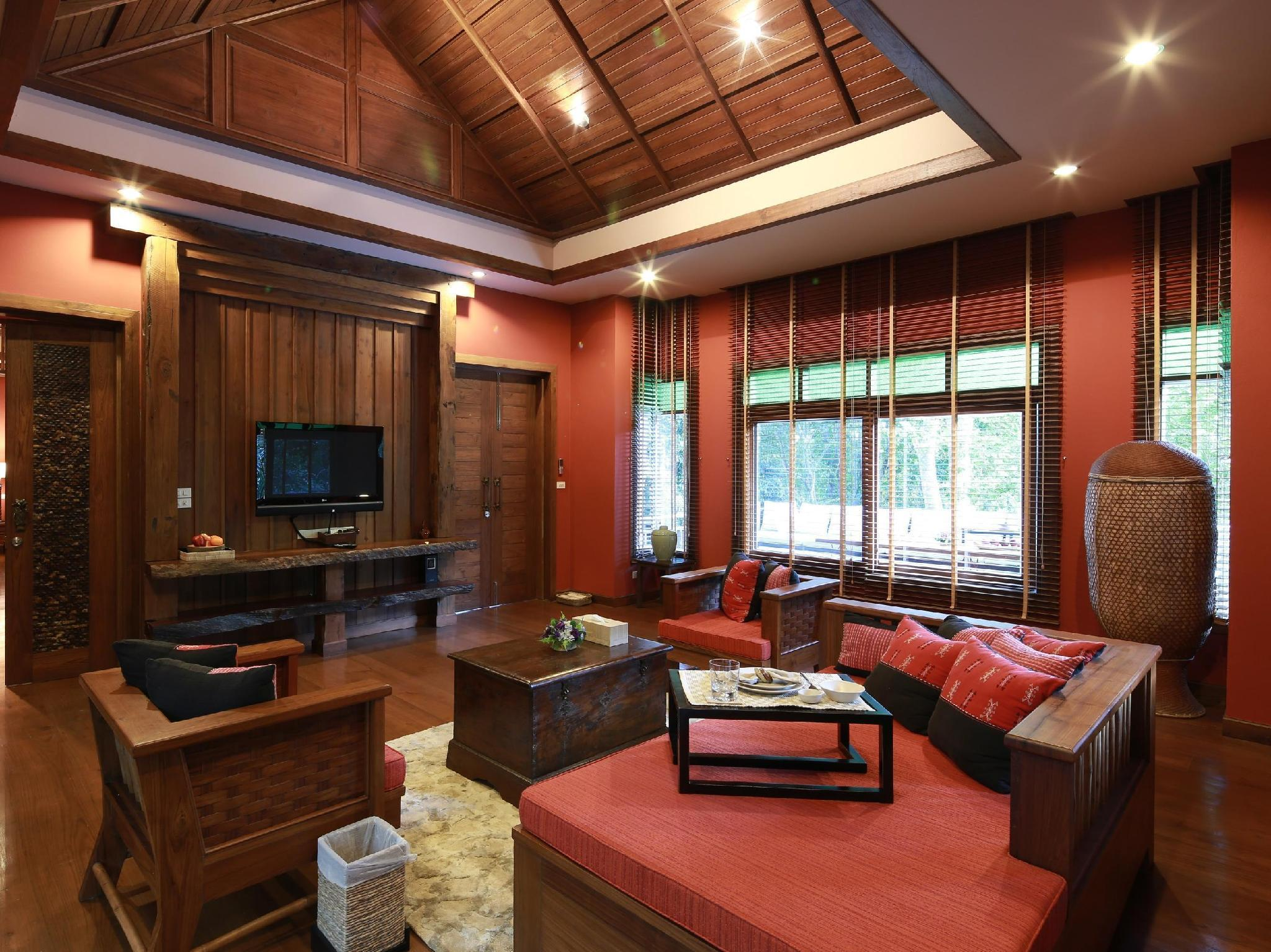 2 Bedroom Executive Suite Villa