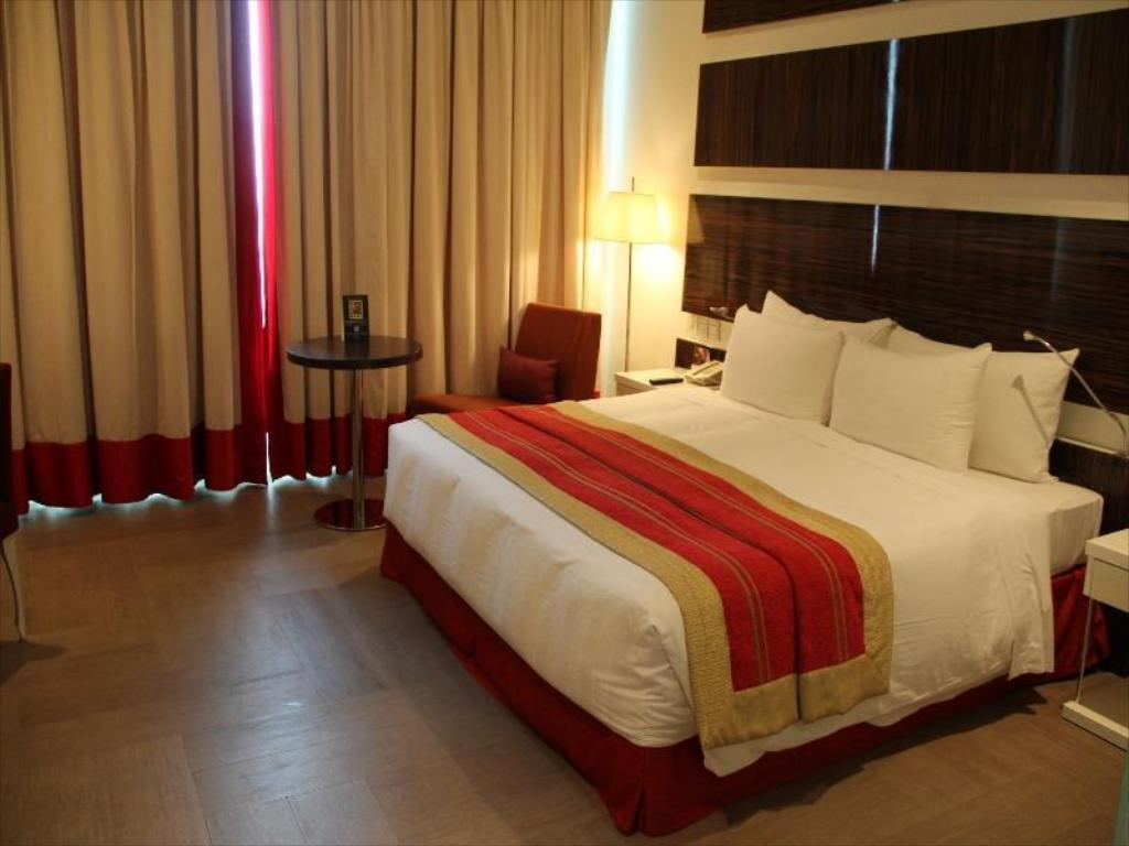 Habitació Deluxe - Habitació WelcomHotel Dwarka - ITC Hotels Group