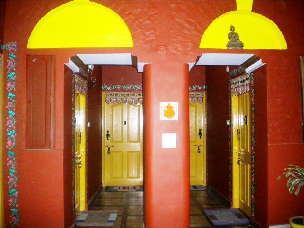 Interior view Ganpati Guest House