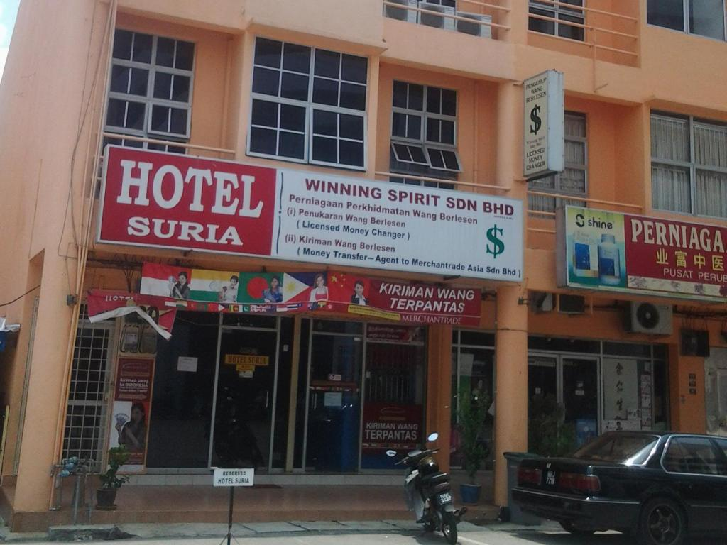 More about Hotel Suria