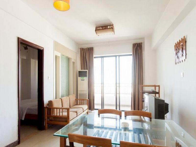 Suite familiar amb vista del mar (Sea View Suite Family)