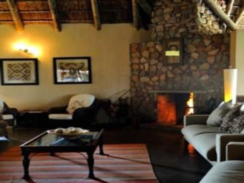 Lobby Kwantu Private Game Reserve