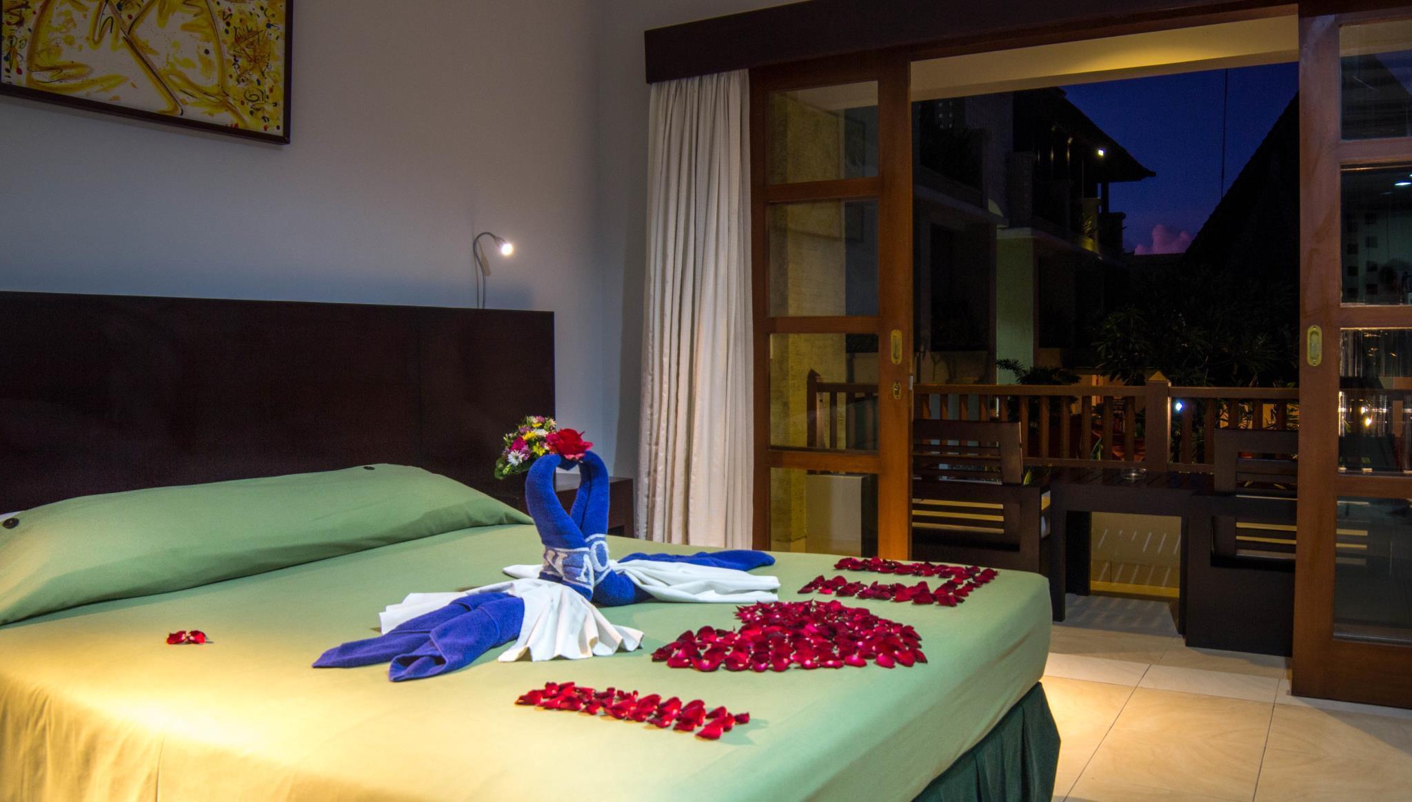 Fourteen Roses Beach Hotel Bali From 18 Save On Agoda