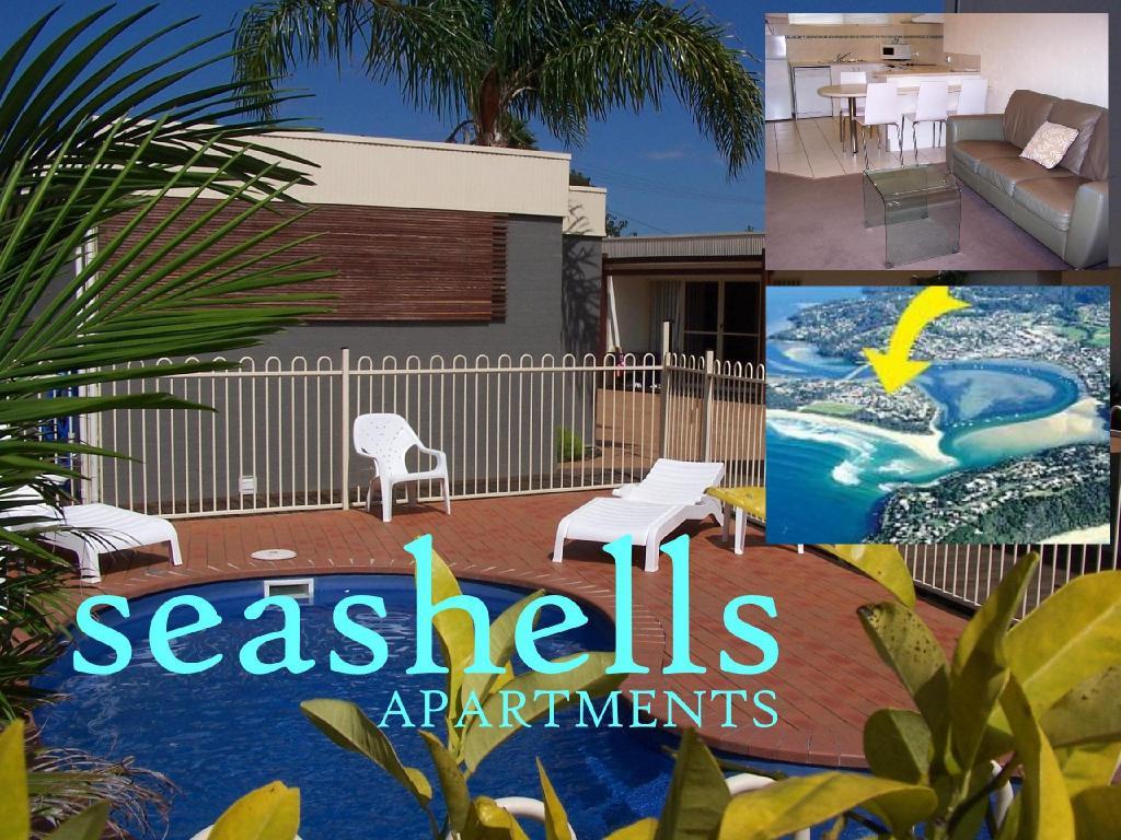 Seashells Apartments Merimbula