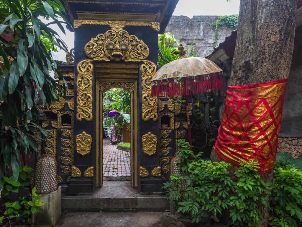 Book Puri Wisata Balinese Style Guest House In Indonesia
