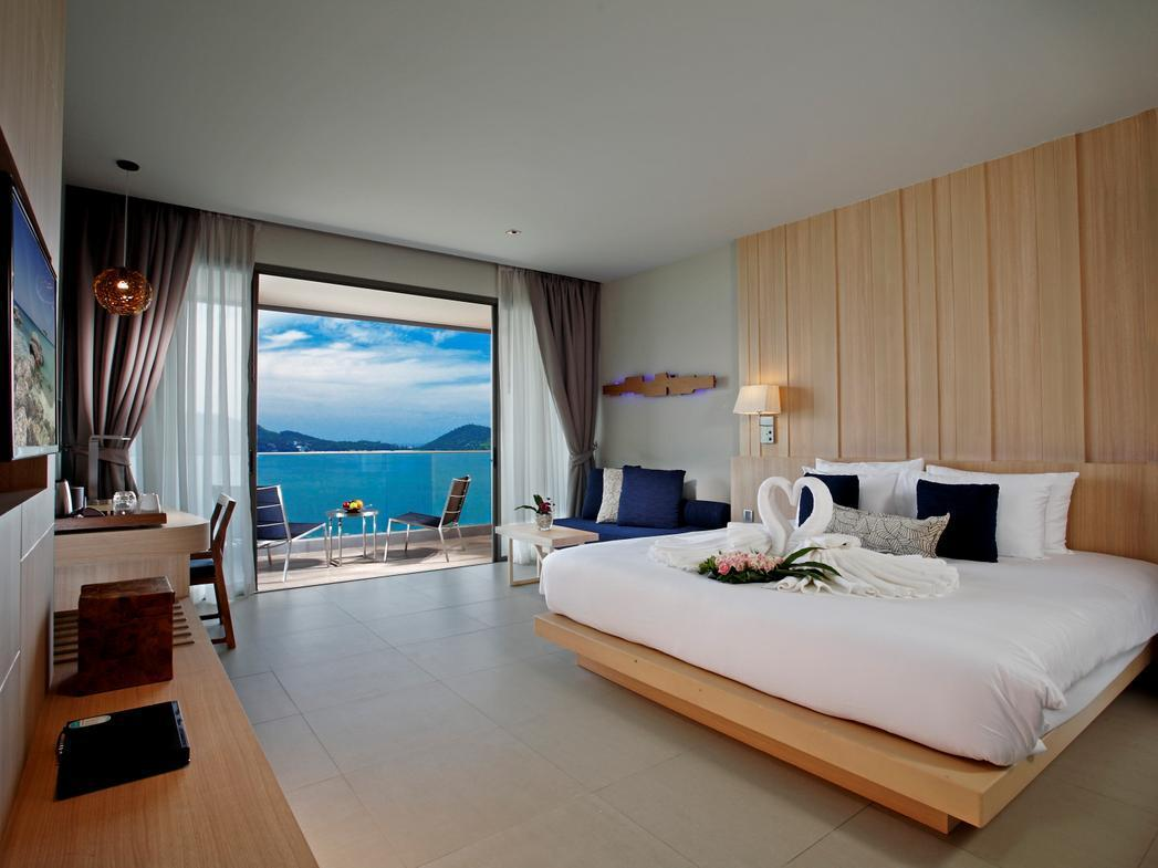 Deluxe Vista Mare con Smartphone Handy (Deluxe Sea View Room with Handy Phone)