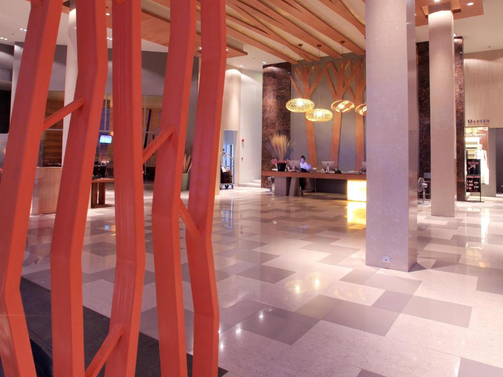 Lobby Kalima Resort & Spa