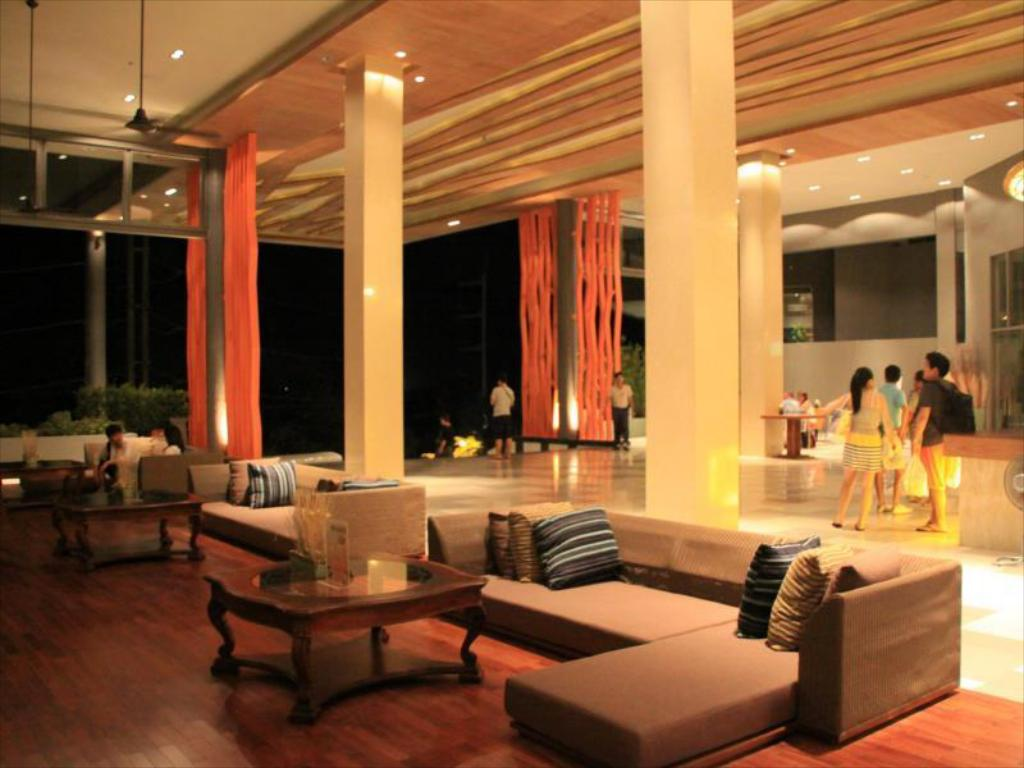 Hall Kalima Resort & Spa