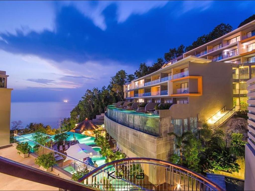 Best price on kalima resort spa in phuket reviews for Hotel salon